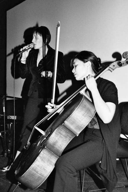 karolina trybala | lin | jazz vocal - cello